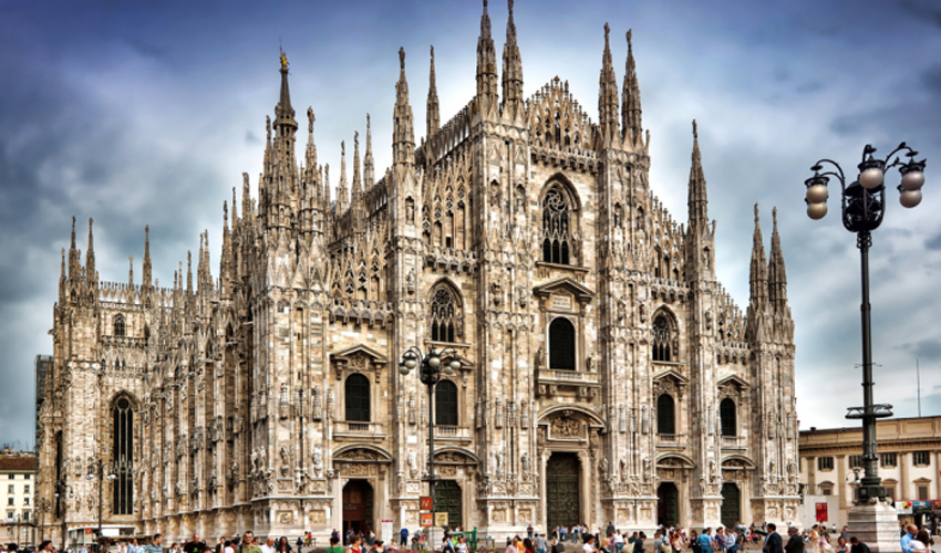 best places to visit in Italy - Milan