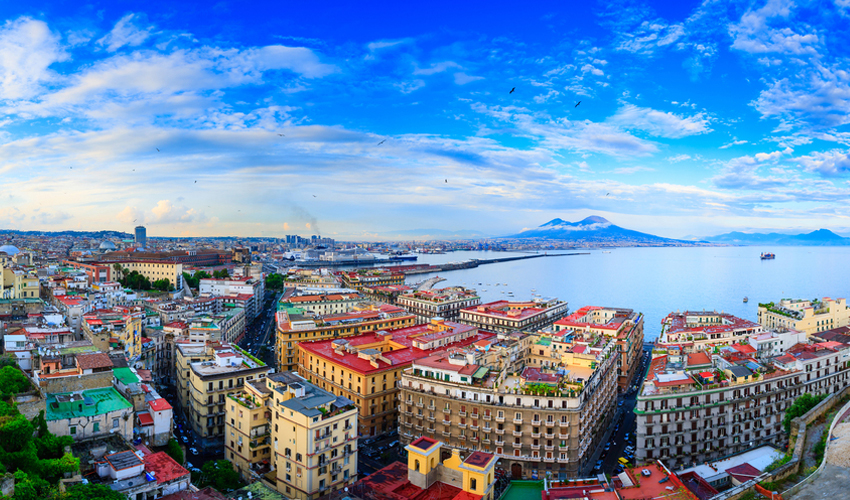 best places to visit in Italy - Naples