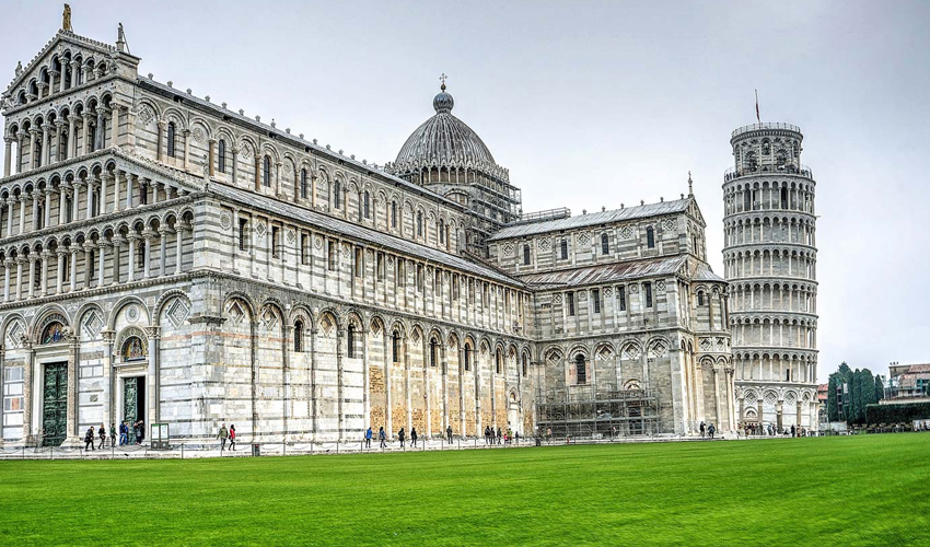 best places to visit in Italy - Pisa