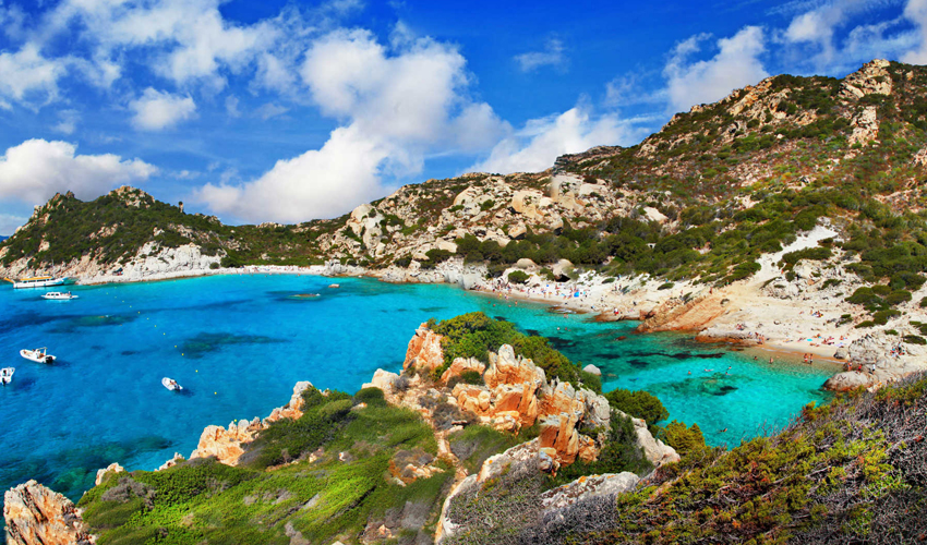 best places to visit in Italy - Sardinia