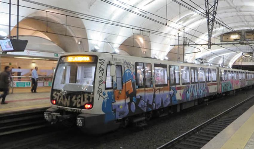 metro of italy