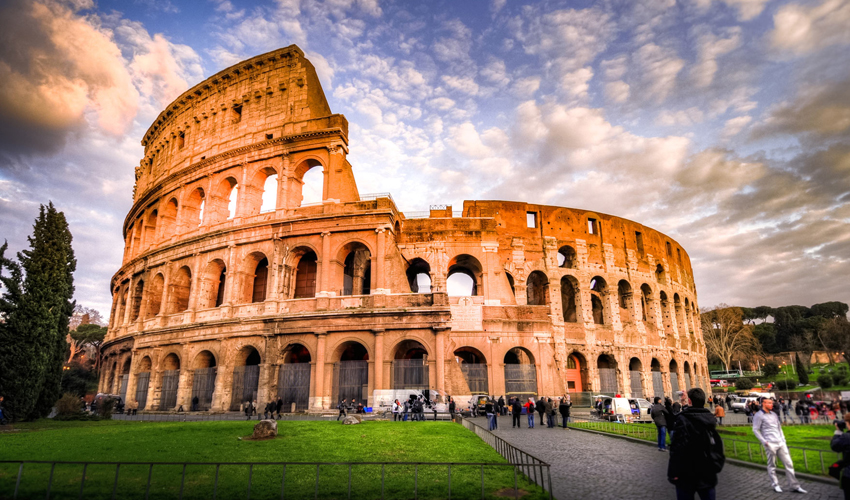 best places to visit in Italy - rome